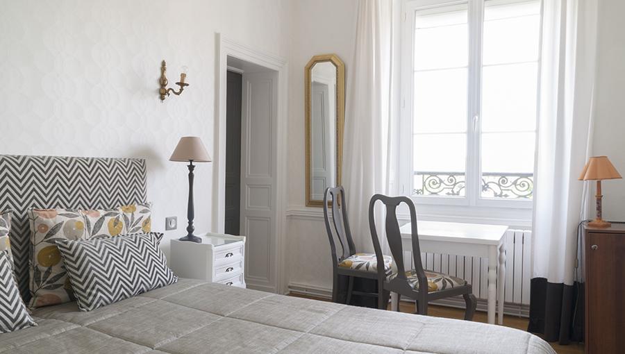 Chambres de style