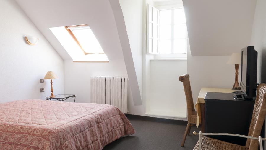Les chambres contemporaines - Hôtel de l\'Europe 3 étoiles à ...