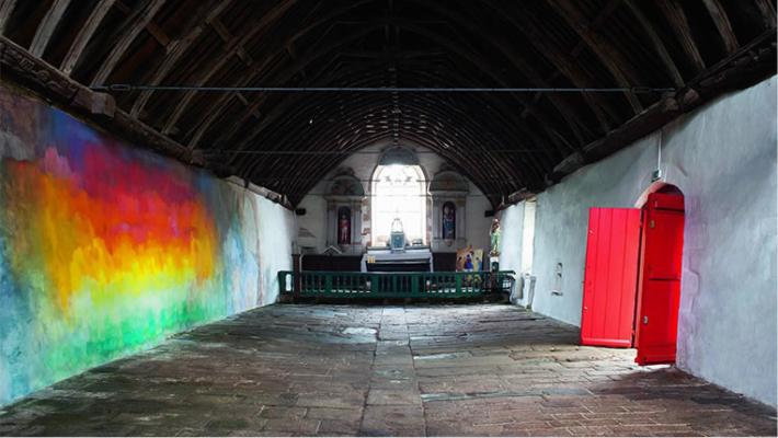 Art in the chapels