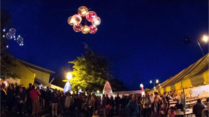 The festival of Malguénac