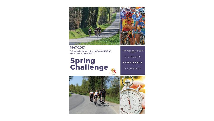 Participez au Spring Challenge !