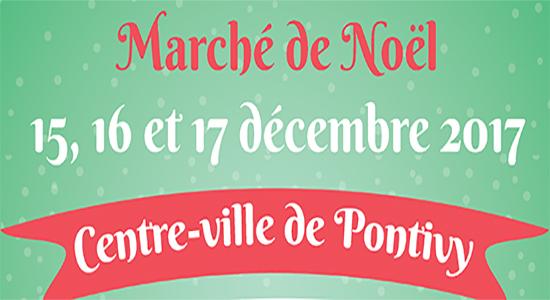 Découvrez le marché de Noël de Pontivy