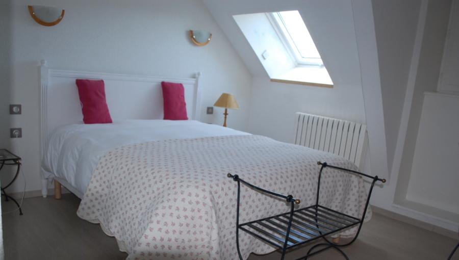 Les chambres contemporaines - Hotel de l'Europe Pontivy Morbihan Bretagne