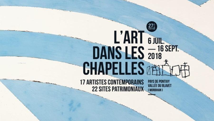 """Hôtel de l'Europe partenaire de """"L'art dans les chapelles"""""""